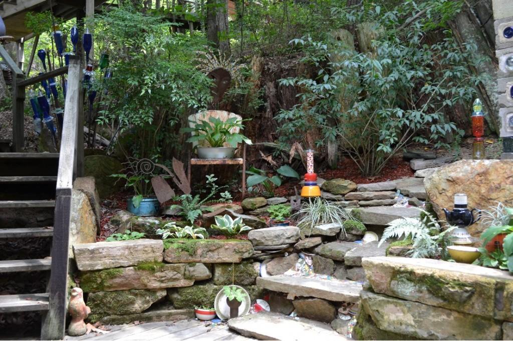 A FABULOUS garden