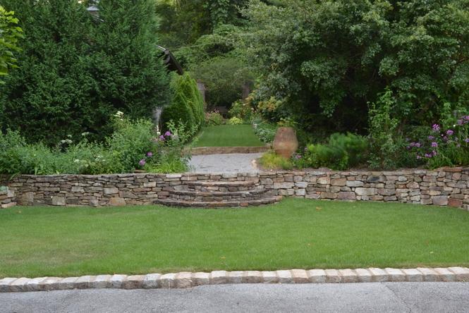 June Mays garden