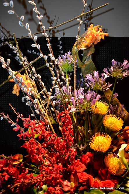 Floral design, Nashville Lawn and Garden Show