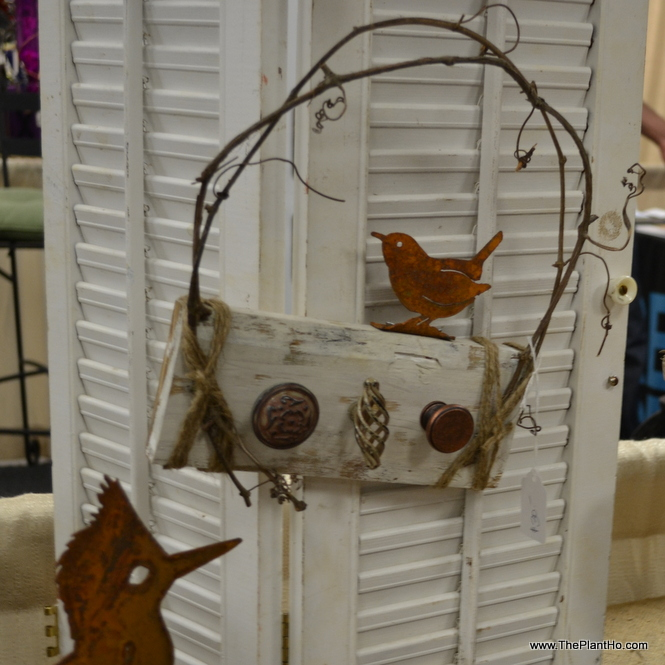 Nashville Lawn and Garden Show, Rusty Birds